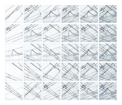 Sachiyo Nishimura, 'Lines 05-1', 2013