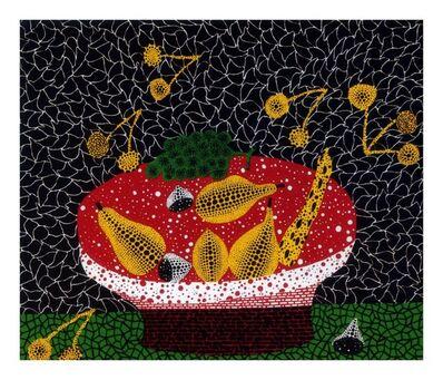 Yayoi Kusama, 'Fruit', 1984