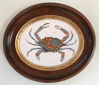 Idoline Duke, 'Summer Crab pair (1 of 2)', 2019
