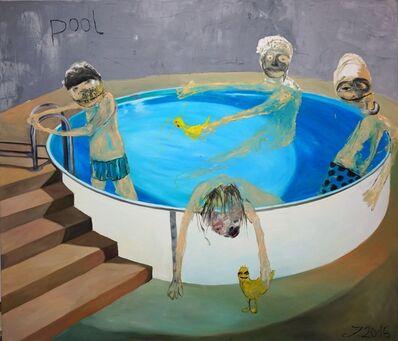 Juliane Hundertmark, 'Pool III', 2016