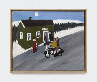 Kent Iwemyr, 'Fresh Winds of Spring / Vårvindar friska', 2020