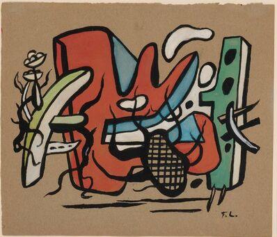Fernand Léger, 'Composition', 1937