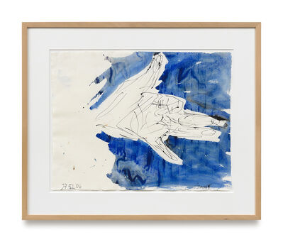 Georg Baselitz, 'Ohne Titel', 2006