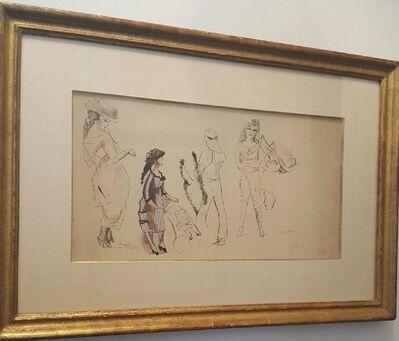 Jules Pascin, 'Untitled', ca. 1950