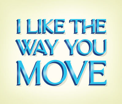 SIGNSOF POWER, 'I Like the Way You Move', 2021