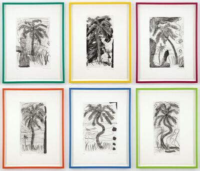 Josh Smith (b.1976), 'Wild Palms', 2013
