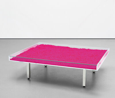 Yves Klein, 'Table Rose', designed in 1961
