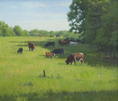 Sam Vokey, 'Green Pasture', 2019