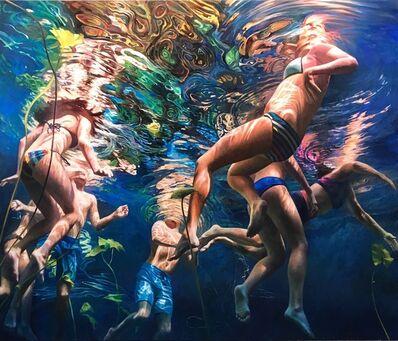 Anne Leone, 'Cenote Azul #40', 2019
