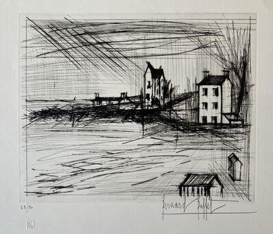 Bernard Buffet, 'Plage Bretonne (Breton Beach)', 1964