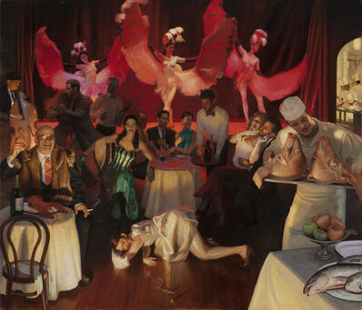 Alexander Klingspor, 'Cult of Delusion - Limited Edition Hand Signed Prints ', 2016