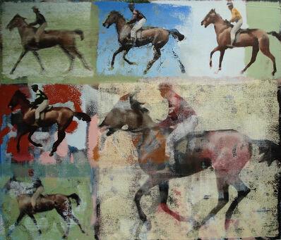 Philip Buller, 'Horse Chops', 2017