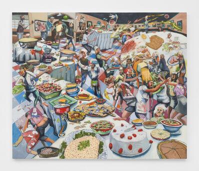 Rob Thom, 'Food Fight Club ', 2018
