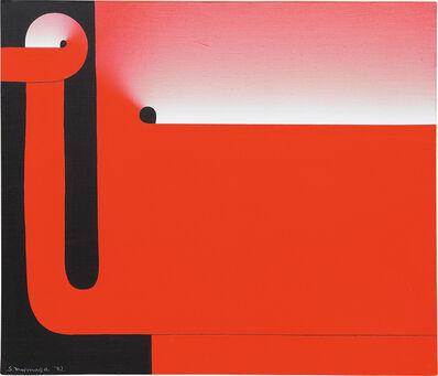Sadamasa Motonaga, 'Untitled', 1982