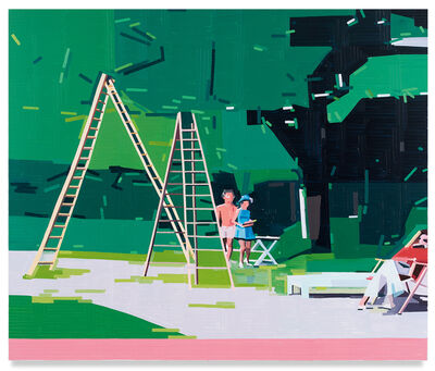 Guy Yanai, 'Lake Annecy', 2019