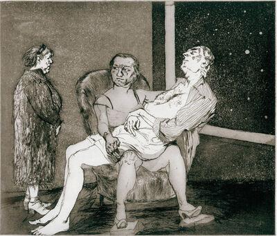 Paula Rego, 'After Hogarth: After Hogarth III', 2000