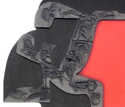 Adriano Piu, 'Simbologie Cerebrali', 2010