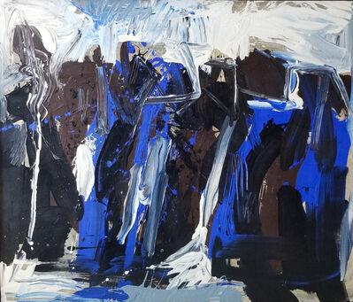Francine Simonin, 'Falaise de Nord I', 2010