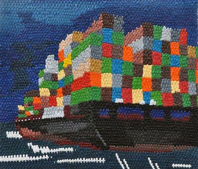 Caroline Larsen, 'Shipping', 2012
