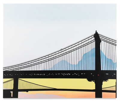 Brian Alfred, 'Two Bridges', 2019