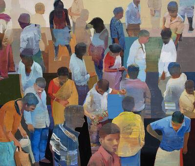 Suhas Bhujbal, 'Market #12', 2019