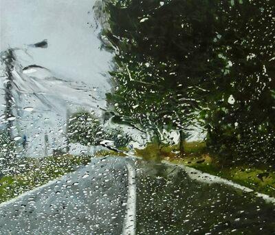 Ronald Dupont, 'Ref. 1154 - La pluie fait des claquettes 1 (Rain Drops 1)', 2021