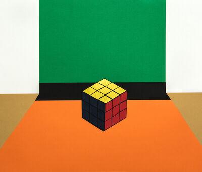 Efrat Hakimi, 'Cube', 2017