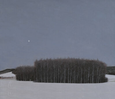 Tom Mabon, 'January Moon'