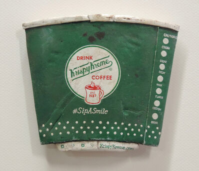 Tom Pfannerstill, 'Krispy Kreme Coffee', 2019