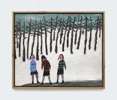 Kent Iwemyr, 'The Woodland Lake Hides in the Distance / Skogstjärnen fjärran sig gömmer', 2020