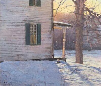Peter Poskas, 'January Thaw', 1988