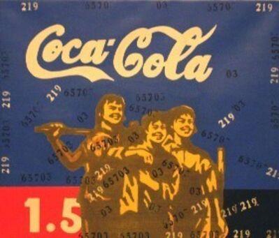Wang Guangyi 王广义, 'Coca Cola', 2004