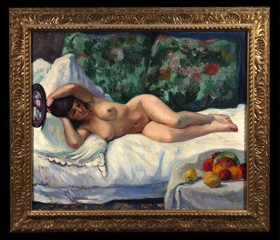 Henri Manguin, 'Petite Odalisque ou Nu à la Nature Morte', 1911