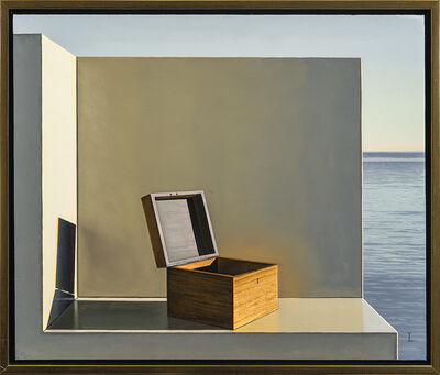 David Ligare, 'Still Life with Box', 2011