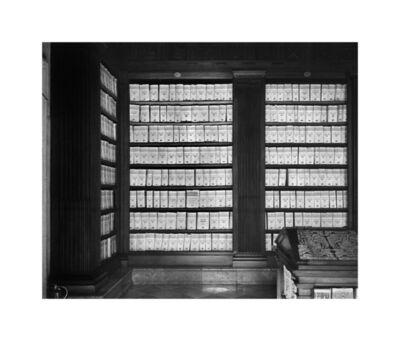 Ursula Schulz-Dornburg, 'Archivo de Indias en Seville, B02-N10', 2001/2020