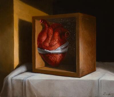 Ciro Palumbo, 'Cuore in scatola', 2016