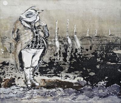 Adel El Siwi, 'To J.J. Grandville', 2017