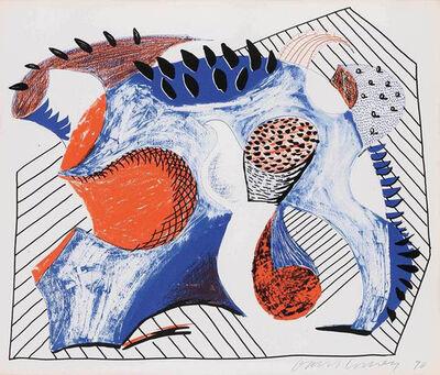 David Hockney, 'Untitled (For Joe Wachs)', 1993