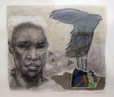 Richard T Smith, 'Man and Bird Form', ca. 2009