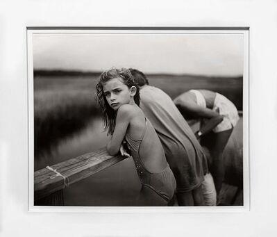 Sally Mann, 'Jessie in the Wind', 1989