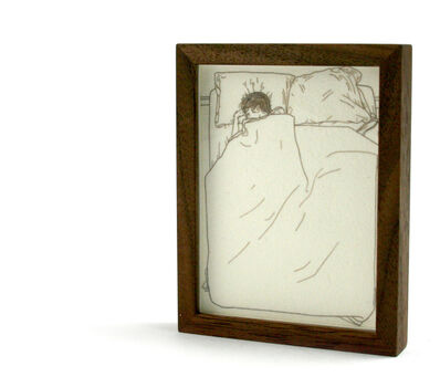 Melanie Bilenker, 'In Bed: Asleep', 2012