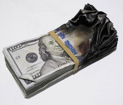 """Alejandro Monge, 'HARD MONEY 100$""""', 2019"""