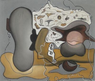 Zubeida Agha, 'Metamorphosis', 1948