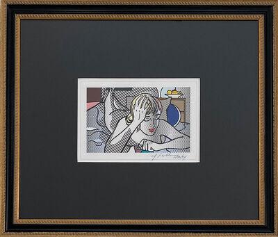 Roy Lichtenstein, 'Nude I', 1994