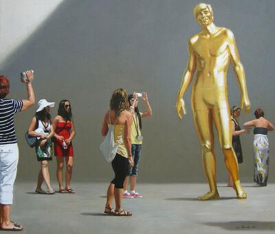 Tom Alberts, 'Gold Boy', 2011