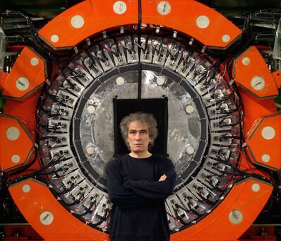 Gianni Motti, 'CMS, Compact Muon Solenoid experiment, Cern', 2006
