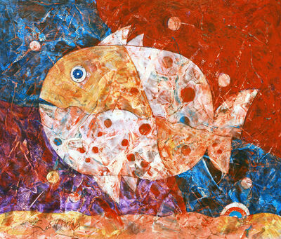 Harry Guttman, 'Blow Fish', 2011