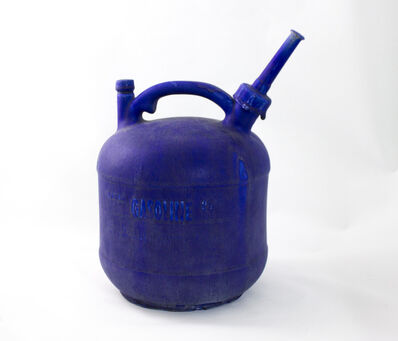 Matthias Merkel Hess, 'Eagle 2 1/2 Gallon Gas Can', 2015