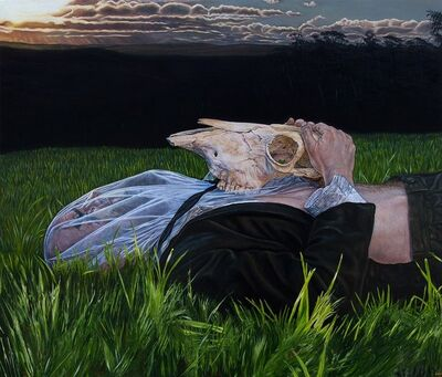 Beau White, 'Coffin', 2017