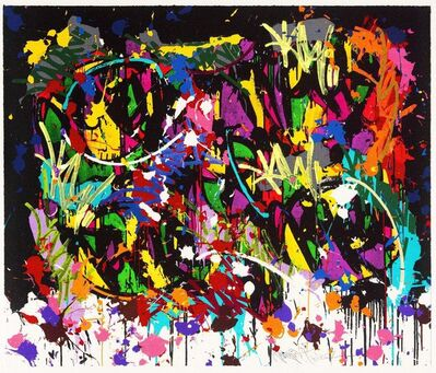 JonOne, 'The Fall', 2017
